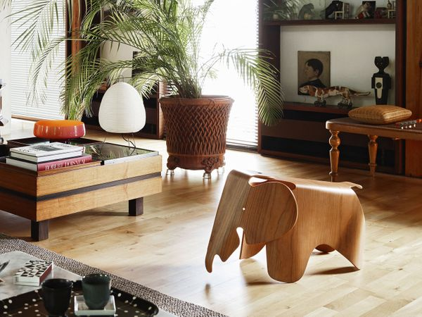 Eames Elephant in the interior