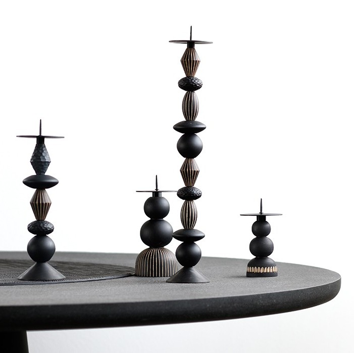 Play & Burn candle holders