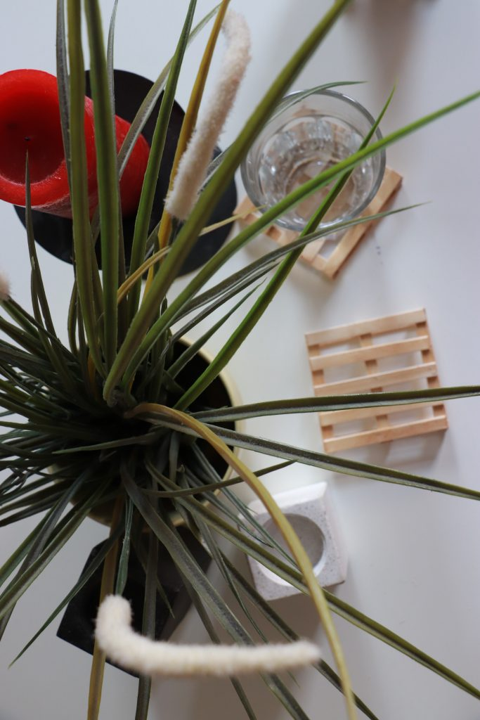 Mini pallet coasters   Sustainable DIY project