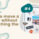 How to move a fridge without scratching the floor?