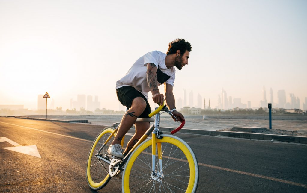 Cycling in the city | Sustainable living